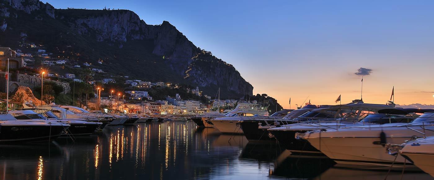 Marina of Capri - Island of Capri, Italy